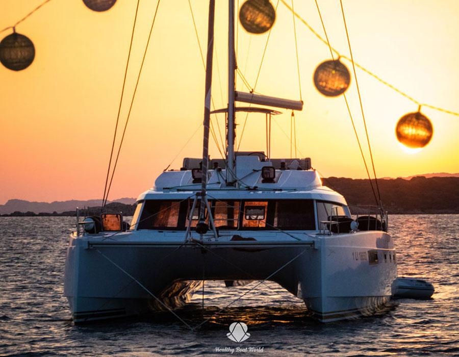 Sardinia & Corsica Kite Cruise 2019 22.6 - 29.6