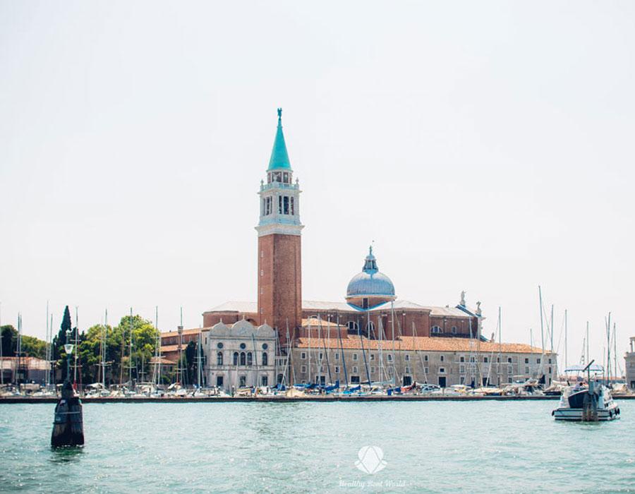 Redentore Festival fireworks Venice 2018