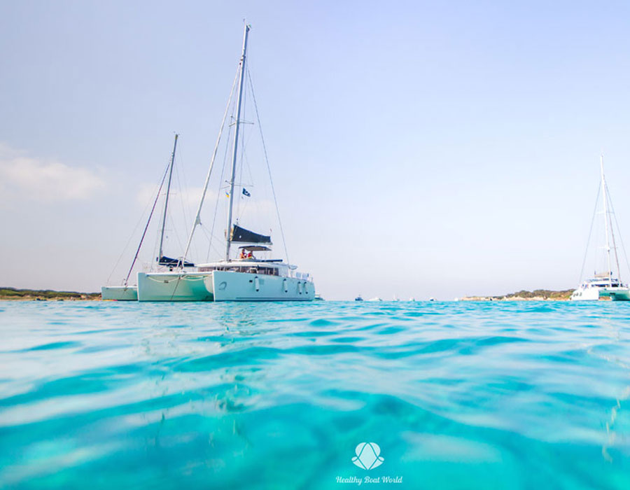 Sardinia & Corsica Kite Cruise 2019 29.06 - 06.07